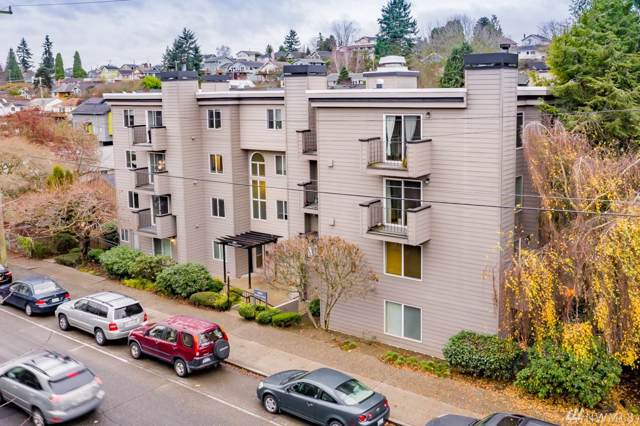 4831 Fauntleroy Wy SW #203, Seattle, WA 98136 (#1547968) :: Record Real Estate