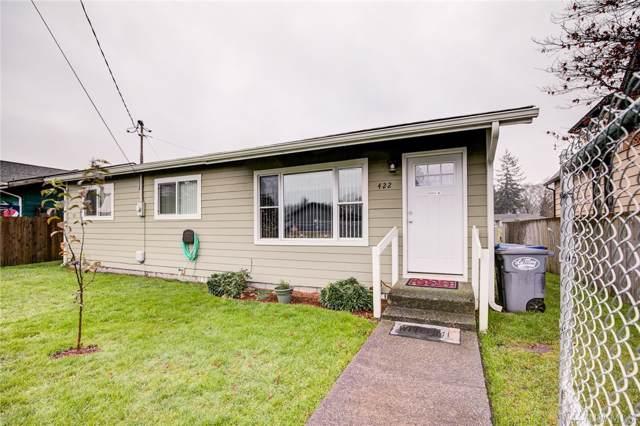 422 E Scott St, Aberdeen, WA 98520 (#1548127) :: Keller Williams Realty