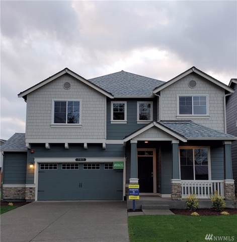 7813 210th Ave E #51, Bonney Lake, WA 98391 (#1548356) :: The Royston Team