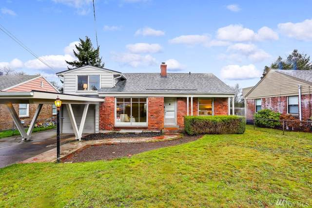 4011 SW 106th St, Seattle, WA 98146 (#1548385) :: Real Estate Solutions Group
