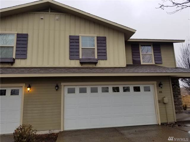 808 Fountain Blvd, Zillah, WA 98953 (#1548575) :: Real Estate Solutions Group