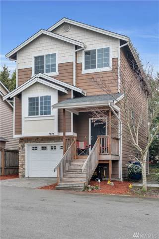 1615 98th Place SW, Everett, WA 98204 (#1548688) :: The Shiflett Group