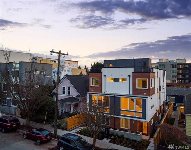 437-C NE 73rd St, Seattle, WA 98115 (#1549100) :: Pickett Street Properties
