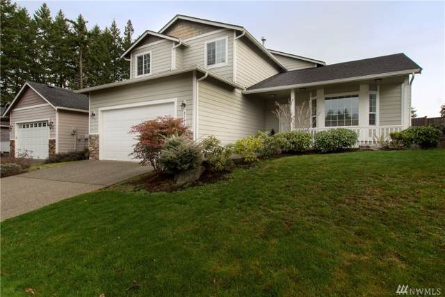 3128 Yewtrails Dr NW, Olympia, WA 98502 (#1549122) :: Real Estate Solutions Group