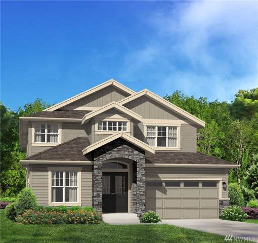 2690 241st Ave SE Lot19, Sammamish, WA 98075 (#1549212) :: Crutcher Dennis - My Puget Sound Homes