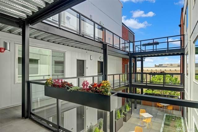 1601 N 45th St #311, Seattle, WA 98103 (#1549324) :: Alchemy Real Estate