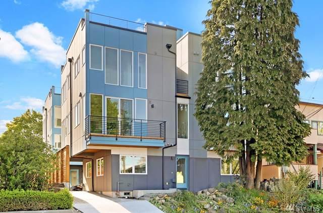 1541-C 14th Ave S, Seattle, WA 98144 (#1549483) :: Crutcher Dennis - My Puget Sound Homes