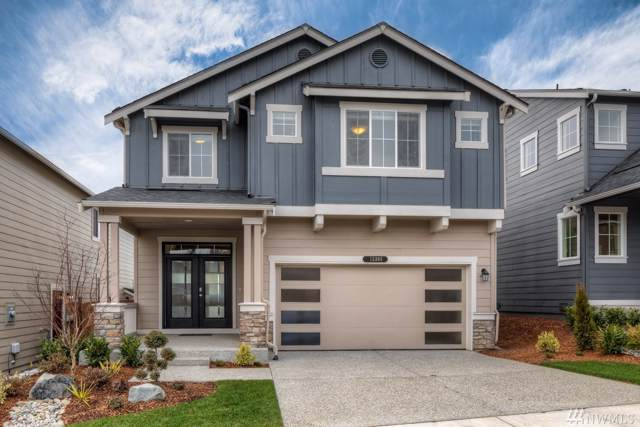 18640 132nd St SE #92, Monroe, WA 98272 (#1549610) :: Real Estate Solutions Group
