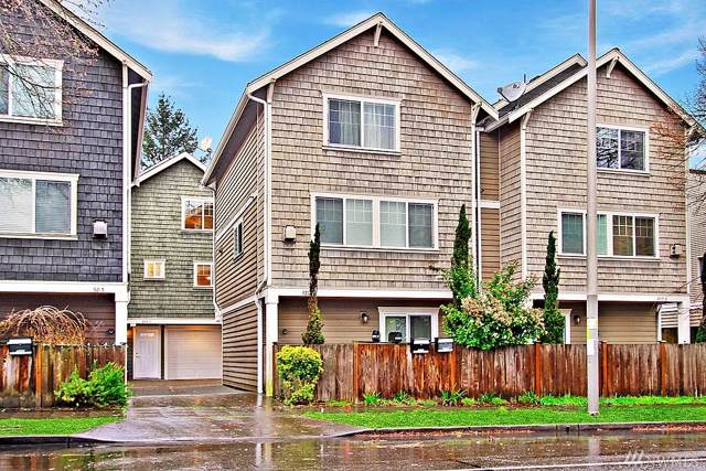 9215 Roosevelt Way NE B, Seattle, WA 98115 (#1549706) :: Canterwood Real Estate Team