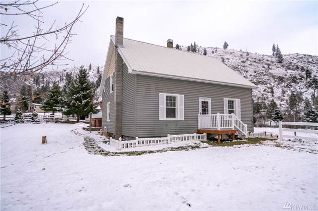 11290 Entiat River Rd, Entiat, WA 98822 (#1549785) :: Real Estate Solutions Group
