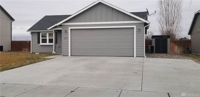 917 S Rees, Moses Lake, WA 98837 (MLS #1549914) :: Nick McLean Real Estate Group