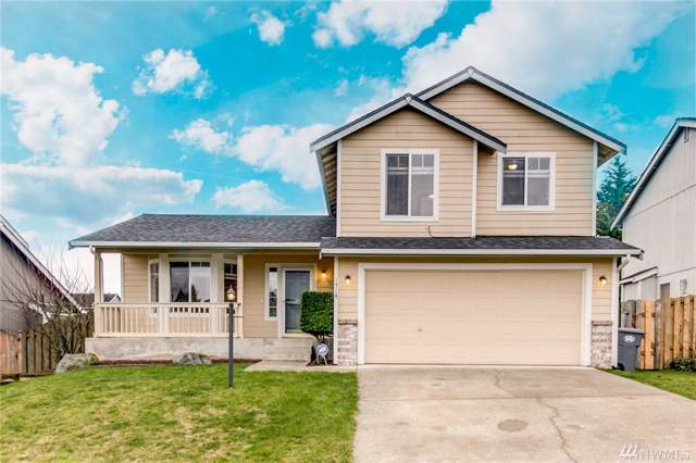 1514 198th St E, Spanaway, WA 98387 (#1549932) :: Real Estate Solutions Group