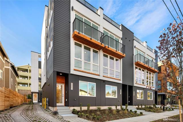 8819-C Midvale Ave N, Seattle, WA 98103 (#1549936) :: Real Estate Solutions Group