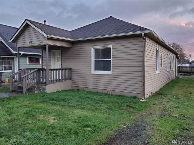 208 Chenault Ave, Hoquiam, WA 98550 (#1549989) :: Crutcher Dennis - My Puget Sound Homes