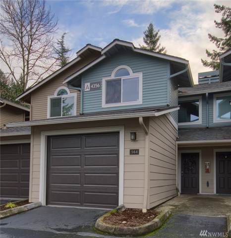 4356 W Lake Sammamish Pkwy SE A144, Issaquah, WA 98027 (#1550274) :: Real Estate Solutions Group