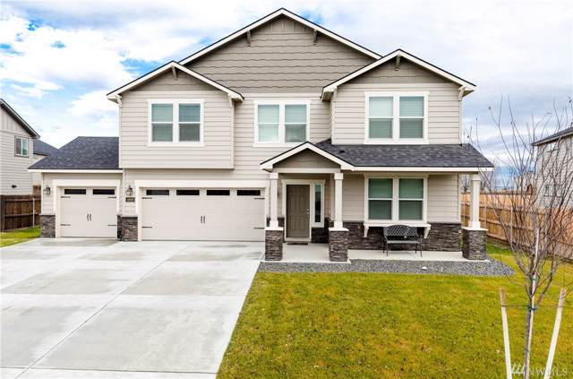 6809 Rogue Dr, Pasco, WA 99301 (#1550318) :: Real Estate Solutions Group