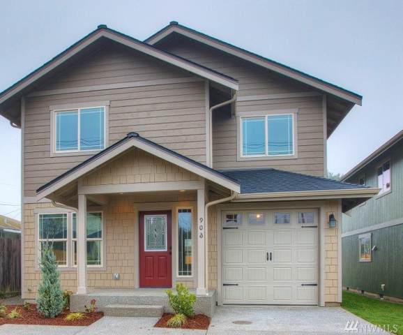 906 S 64th St, Tacoma, WA 98408 (#1550324) :: Northwest Home Team Realty, LLC