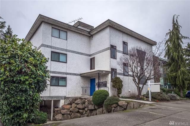 11535 Greenwood Ave N #203, Seattle, WA 98133 (#1550484) :: The Shiflett Group