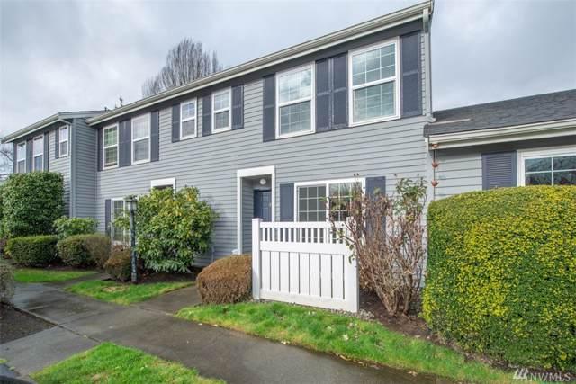5736 S 238th Ct E4, Kent, WA 98032 (#1550625) :: Northwest Home Team Realty, LLC