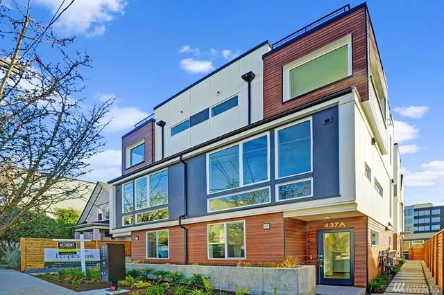 437-E NE 73rd St, Seattle, WA 98115 (#1550791) :: Real Estate Solutions Group