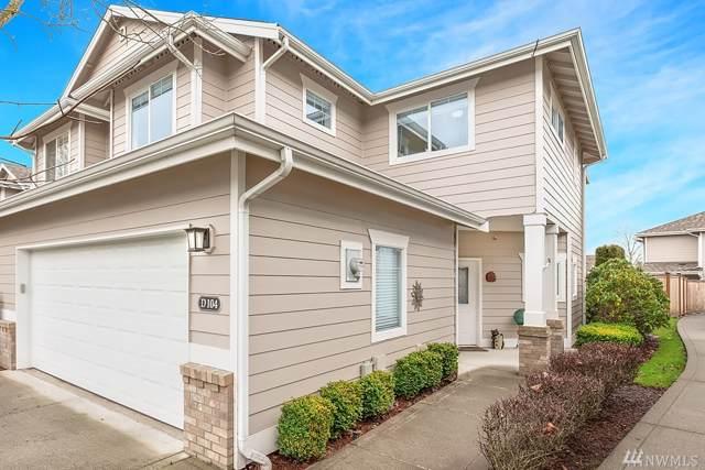 10700 SE 260th St D104, Kent, WA 98030 (#1551334) :: KW North Seattle