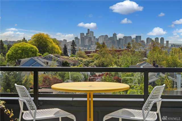 1601 N 45th St #107, Seattle, WA 98103 (#1551434) :: Pickett Street Properties