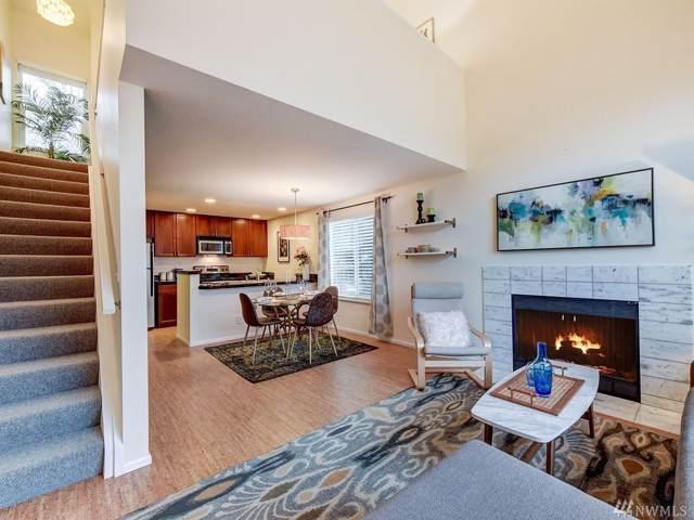 1109 N Allen Place #201, Seattle, WA 98103 (#1551485) :: Pickett Street Properties