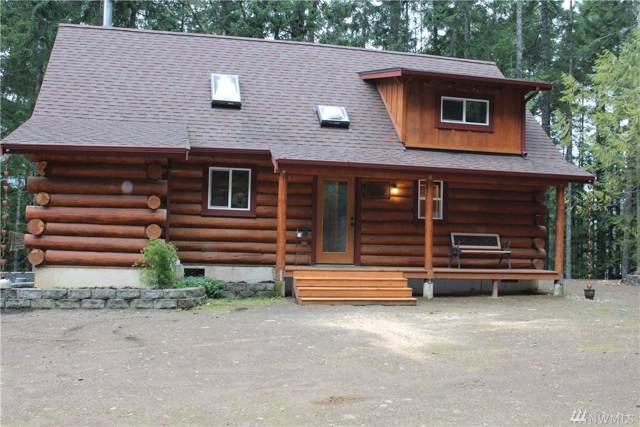 5152 N Lake Cushman Rd, Hoodsport, WA 98548 (#1551556) :: Real Estate Solutions Group