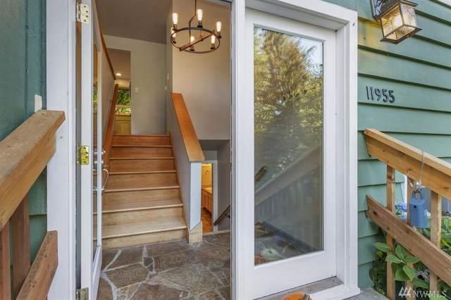 11955 Manzanita Rd NE, Bainbridge Island, WA 98110 (#1551612) :: Mike & Sandi Nelson Real Estate