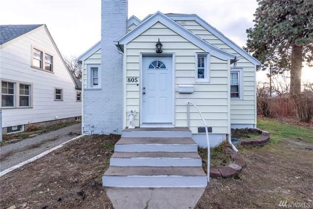 805 Monroe St, Wenatchee, WA 98801 (#1551662) :: Crutcher Dennis - My Puget Sound Homes