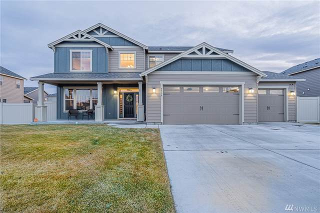 4719 W Warbler St, Moses Lake, WA 98837 (#1551735) :: TRI STAR Team | RE/MAX NW