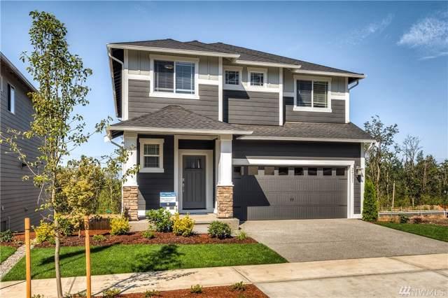 20408 SE 257 (Lot 192) St, Covington, WA 98042 (#1551799) :: Record Real Estate