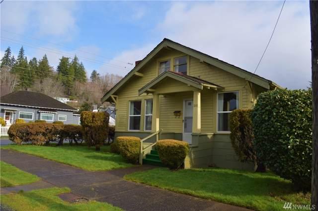 1043 Water St, Raymond, WA 98577 (#1551826) :: Record Real Estate