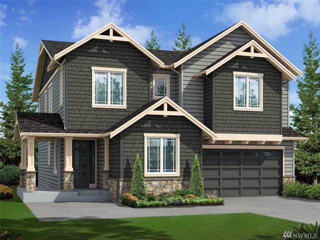 1595-(Lot 21) Elk Run Place SE, North Bend, WA 98045 (#1551831) :: Canterwood Real Estate Team