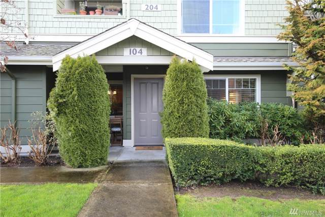 1905 24th Ave NE #104, Issaquah, WA 98029 (#1551833) :: McAuley Homes