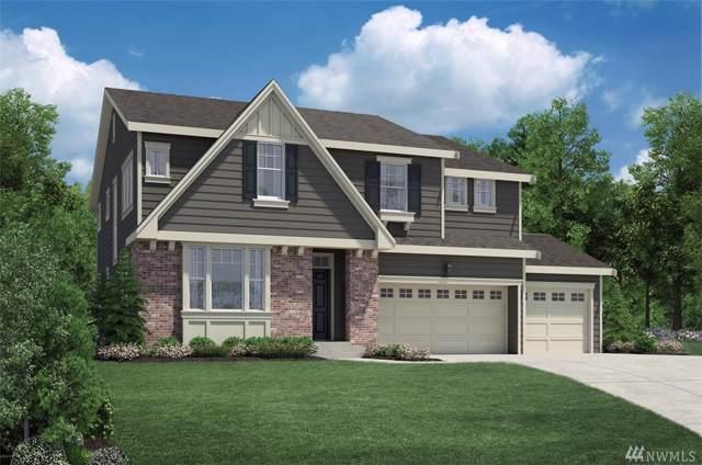 13215 55th Av Ct NW Lot40, Gig Harbor, WA 98332 (#1551938) :: Canterwood Real Estate Team
