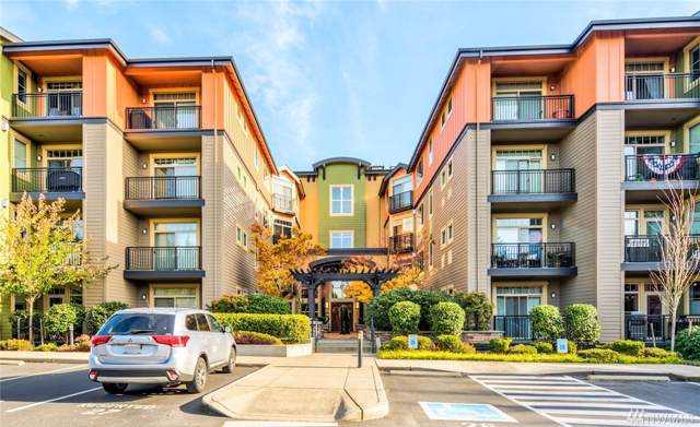 15700 116 Ave NE #206, Bothell, WA 98011 (#1551948) :: Real Estate Solutions Group