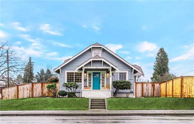821 N Proctor St, Tacoma, WA 98406 (#1552172) :: The Kendra Todd Group at Keller Williams