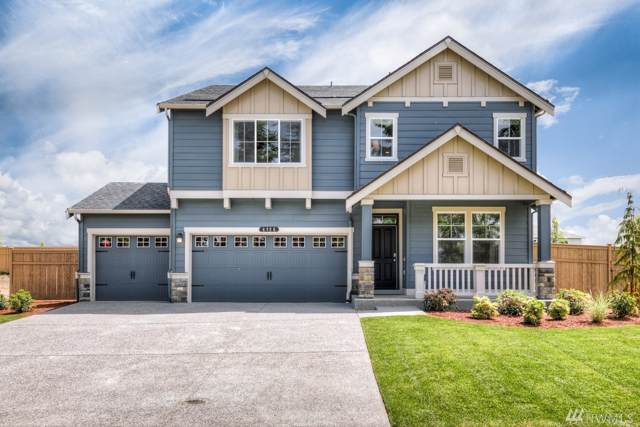 6518 281st Place NW Lot21, Stanwood, WA 98292 (#1552211) :: Real Estate Solutions Group