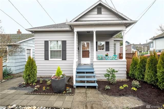 941 N 80th St, Seattle, WA 98103 (#1552233) :: Record Real Estate