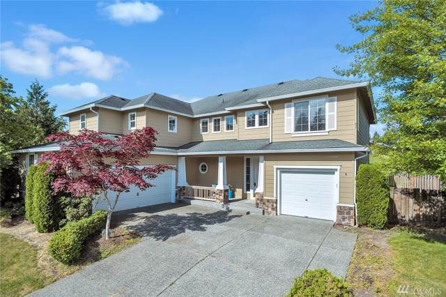 12506 68th Ave SE, Snohomish, WA 98296 (#1552242) :: Real Estate Solutions Group