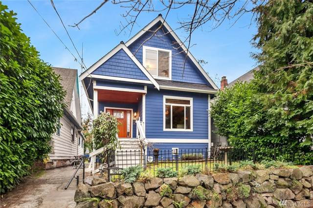 1629 22nd Ave, Seattle, WA 98122 (#1552520) :: Mary Van Real Estate