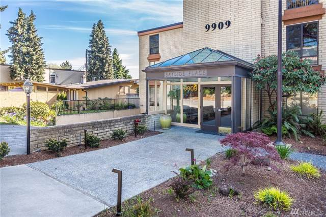 9909 NE 1st St #209, Bellevue, WA 98004 (#1552557) :: Lucas Pinto Real Estate Group