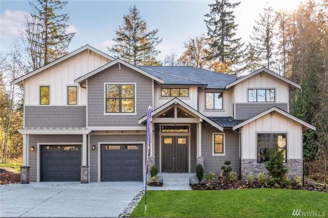 21523 111th Ave Se (Lot 28), Snohomish, WA 98296 (#1552653) :: Crutcher Dennis - My Puget Sound Homes