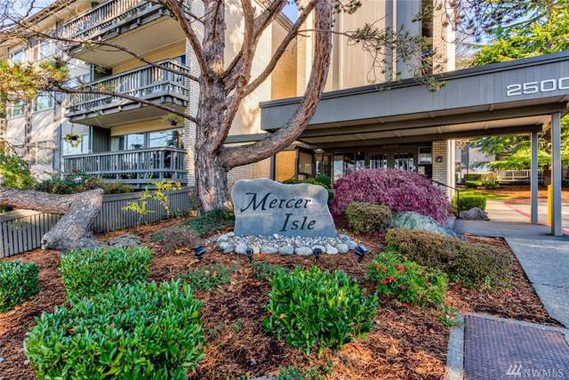 2500 81st Ave SE #333, Mercer Island, WA 98040 (#1552805) :: Real Estate Solutions Group