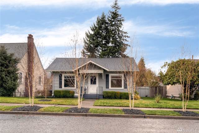 718 S Madison St, Tacoma, WA 98405 (#1552892) :: Crutcher Dennis - My Puget Sound Homes