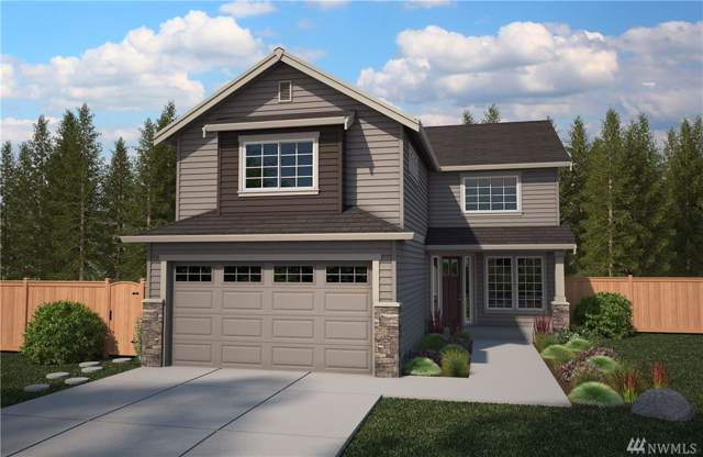 26029 242nd Place SE Lot 4, Maple Valley, WA 98038 (#1552911) :: Keller Williams Realty