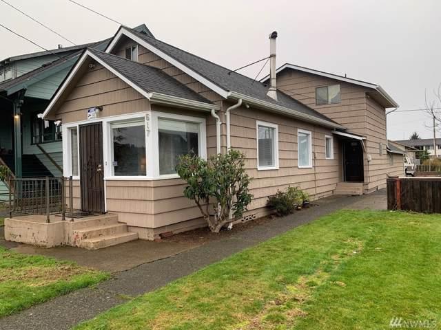 617 W Scott St, Aberdeen, WA 98520 (#1553176) :: Real Estate Solutions Group