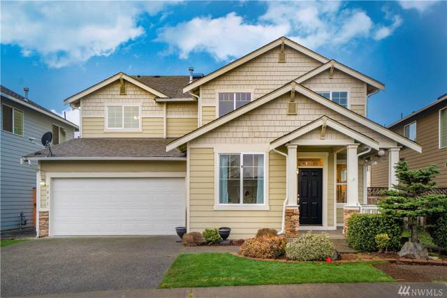 7071 Beam St SE, Lacey, WA 98513 (#1553260) :: Real Estate Solutions Group