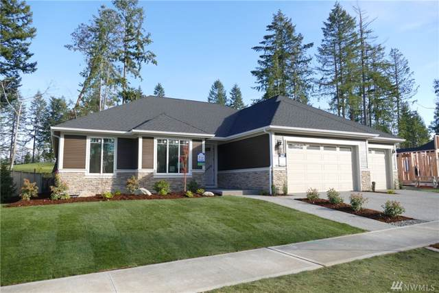 4241 Bogey Dr NE Lot27, Lacey, WA 98516 (#1553263) :: Real Estate Solutions Group